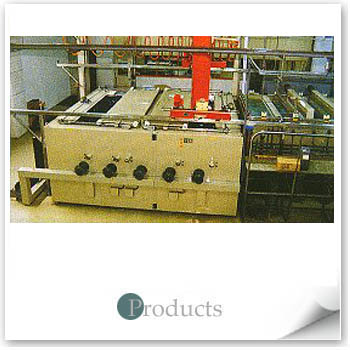 Variety of Machinery for Printed Circuit Board Process