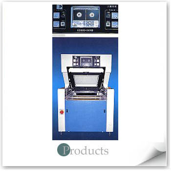 Semi-automatic Exposure Machine for Printed Circuit Board