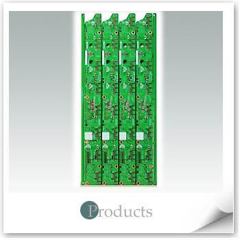 Multilayer Printed Circuit Board ( PDP-Buffer Board )