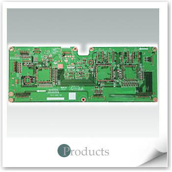 Multilayer Printed Circuit Board ( PDP )