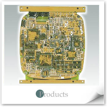 Multilayer Printed Circuit Board ( STB )