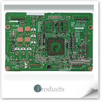 Multilayer Printed Circuit Board ( TV )