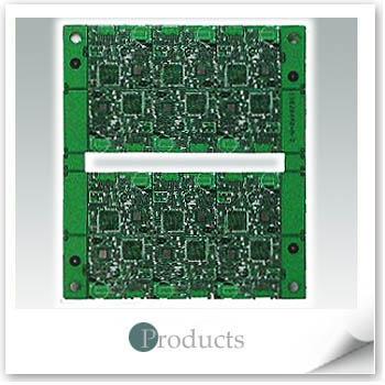 Multilayer Printed Circuit Board ( GPS )
