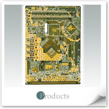 Multilayer Printed Circuit Board ( Mother Board )