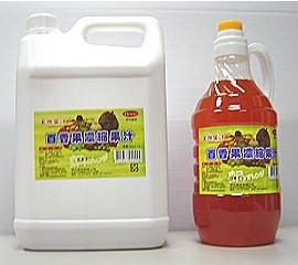 百香果糖漿
