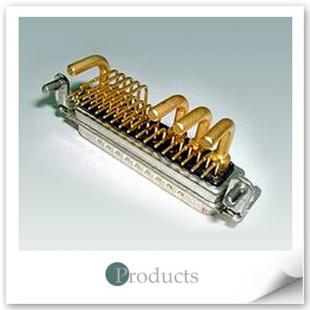 D-sub high power right-angle 36W4Male