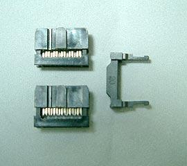 2.54MM 電子零件IDC Socket