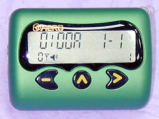 Pocsag Numeric Pager (Mini. size)