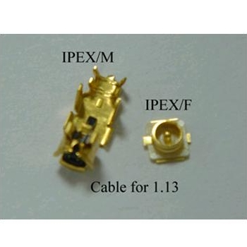 Mini Coaxial Cable-I.PEX for 1.13 Series