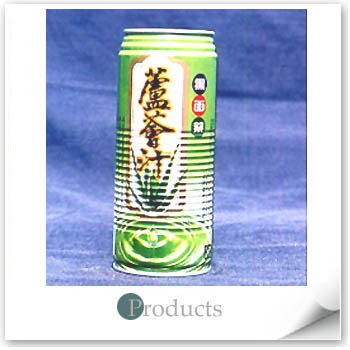黑面蔡蘆薈汁